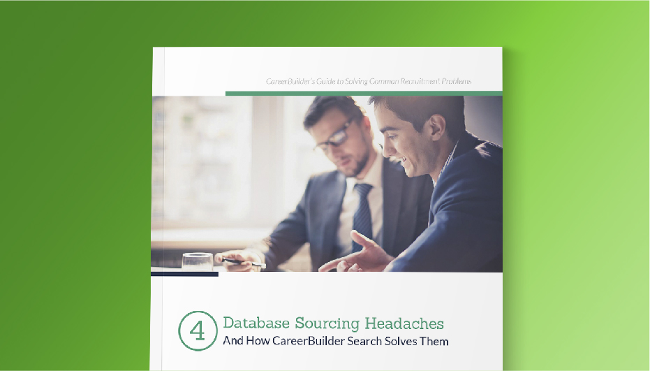 4 database search headaches and how resume database solves them - Career Builder Resumes